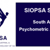 Reminder to complete SIOPSA SURVEY: South African Psychometric Assessment