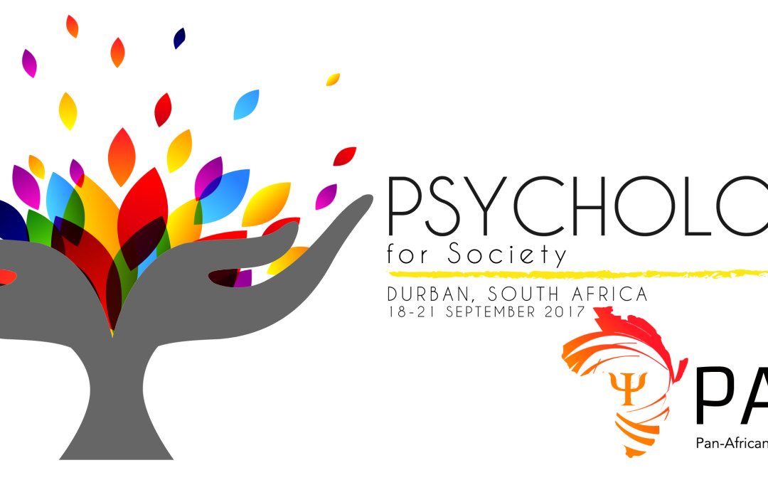1st Pan-African Psychology Congress Pre-Booking Registration Now Open!