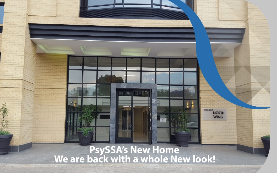 Head Office Notification: PsySSA is Back with a Whole New Look!