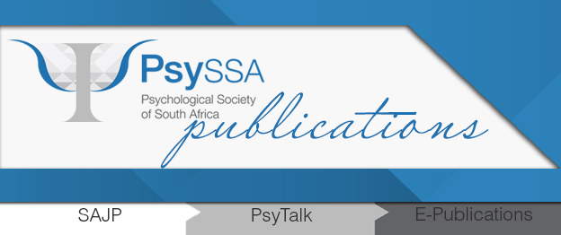 PsySSA Publications End of Year