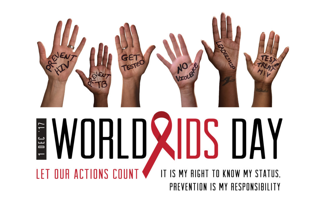 1 December: World Aids Day