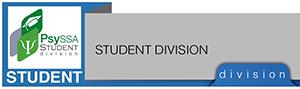 PsySSA Student Division National Mentorship Programme Awards Ceremony, 2020