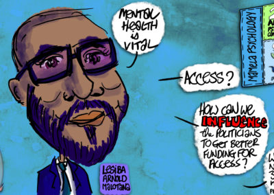 PsySSA -- 01 Lesiba Arnold Malotana Opening Address