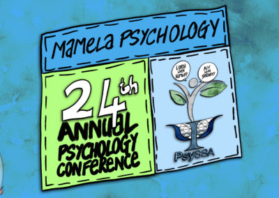 PsySSA -- Mamela Psychology -- 24th Annual Psychology Conference
