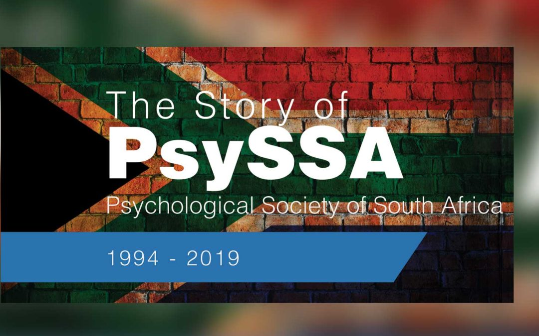 Download 'The Story of PsySSA'… Remembering 25 years