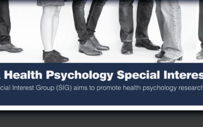 Join the PsySSA Health Psychology Special Interest Group for their first online meeting!