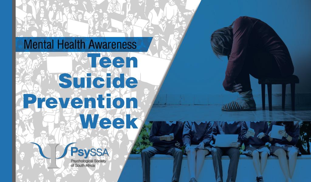 Teen Suicide Awareness Week – 14 – 21 February 2021