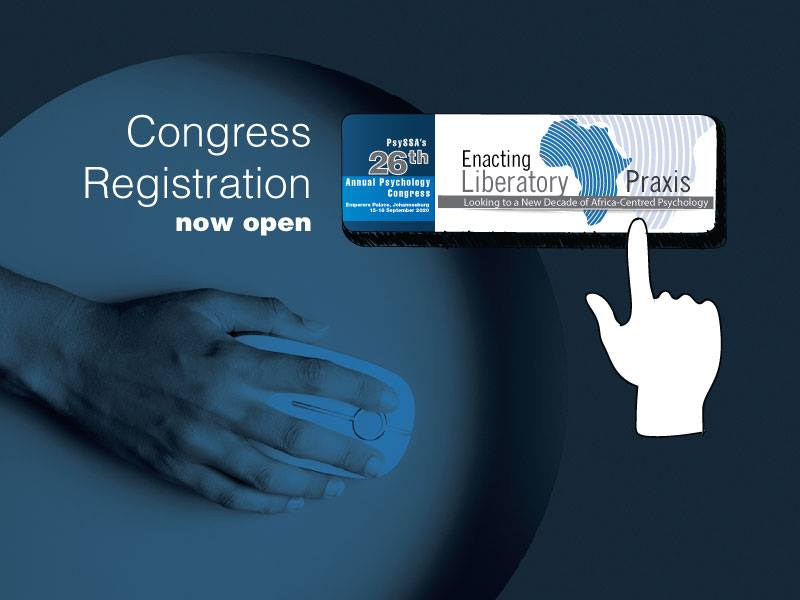 Register for the 26th Annual South African Psychology Congress