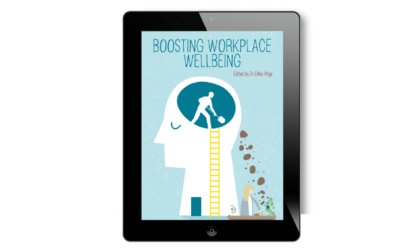 Invitation: Online Book Launch: Workplace Wellbeing