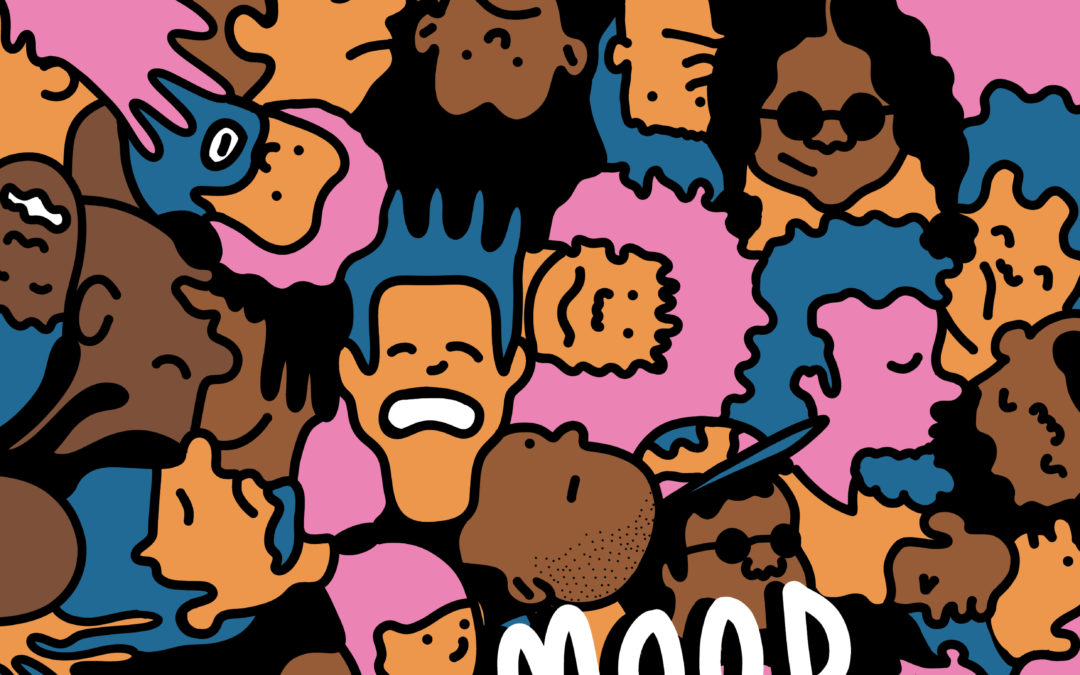 CURIOS.TY 10, #MOOD, EXPLORES MENTAL HEALTH NOW AND IN THE NEXT DECADE