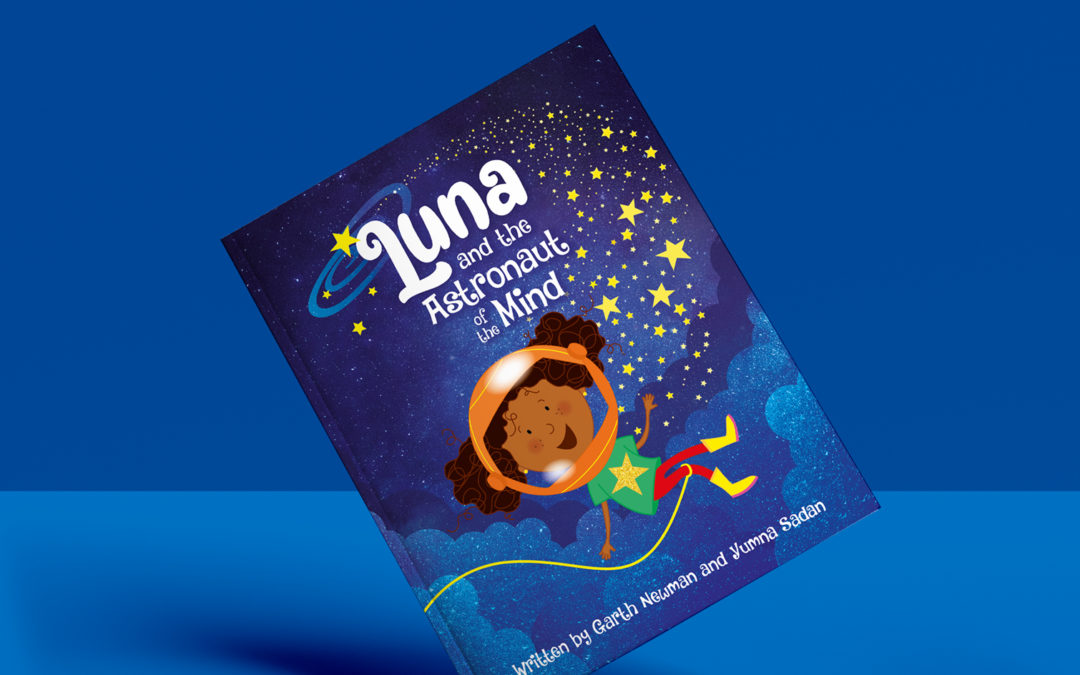 Book Launch: Luna and the Astronaut of the Mind