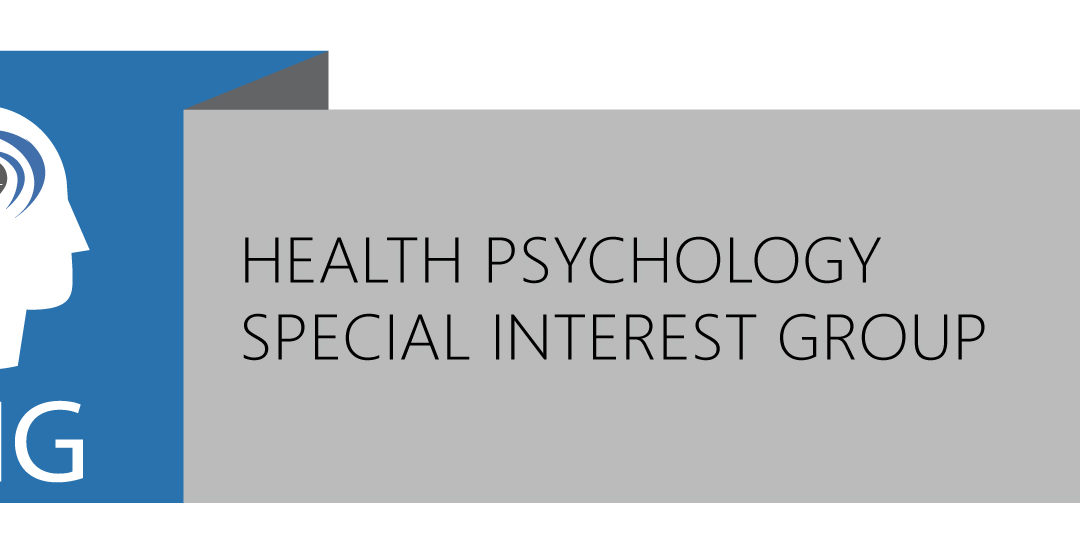 Health Psychology Special Interest Group (SIG) – Values Survey