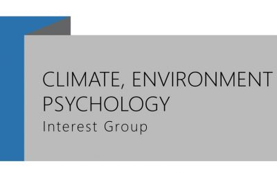 Climate, Environment, and Sustainable Psychology' (CEP) PsySSA Interest Group – Meeting Invite