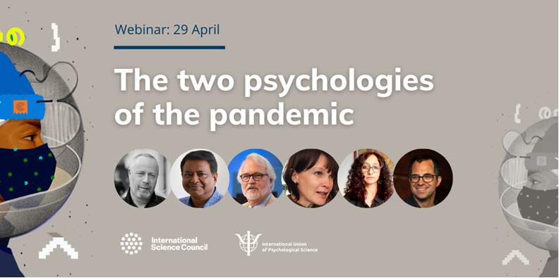 The two psychologies of the pandemic: from 'fragile rationality' to 'collective resilience'