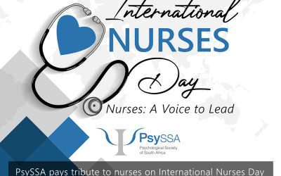 "International Nurses Day 2021: ""Nurses: A Voice to Lead"""