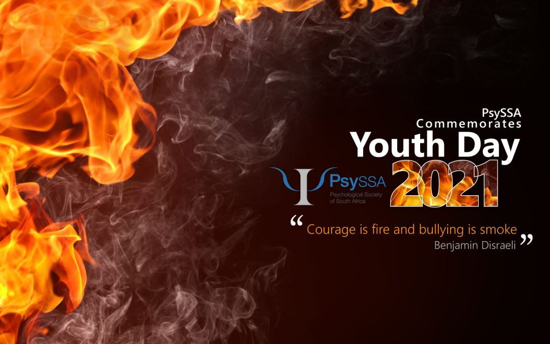 Youth Day  2021: Courage is fire and bullying is smoke