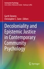 Decoloniality and Epistemic Justice in Contemporary Community Psychology