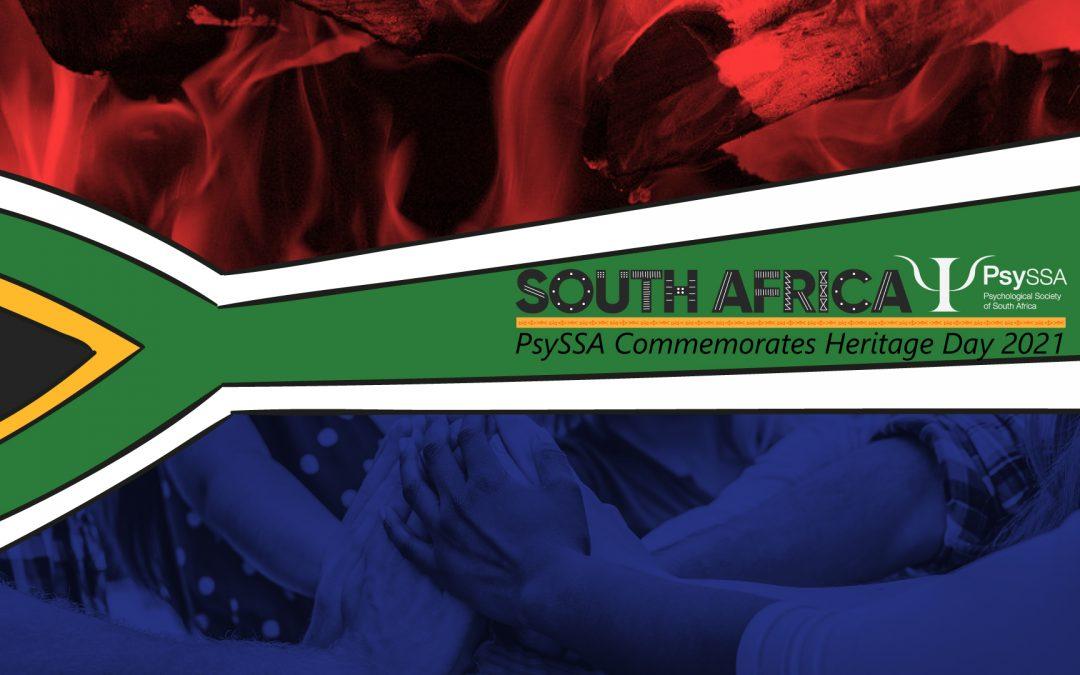 PsySSA Commemorates Heritage Day 2021