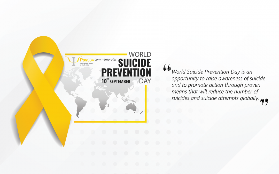 World Suicide Prevention Day 2021: Creating Hope Through Action