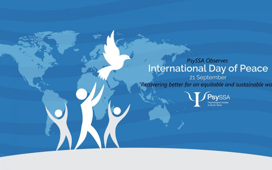 International Day of Peace 2021: Recovering better for an equitable and sustainable world
