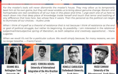 The (IM)POSSIBILITIES OF A DECOLONIAL PROJECT IN HIGHER EDUCATION: PRAXIS OF ENTANGLEMENTS & RADICAL HOPE